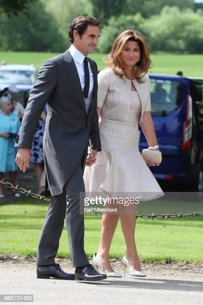 mirka federer pictures and photos getty images
