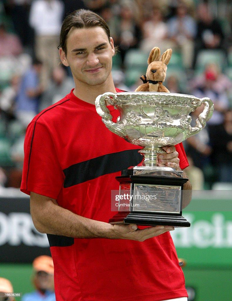 2004 Australian Open Men Singles Finals Roger Federer vs Marat