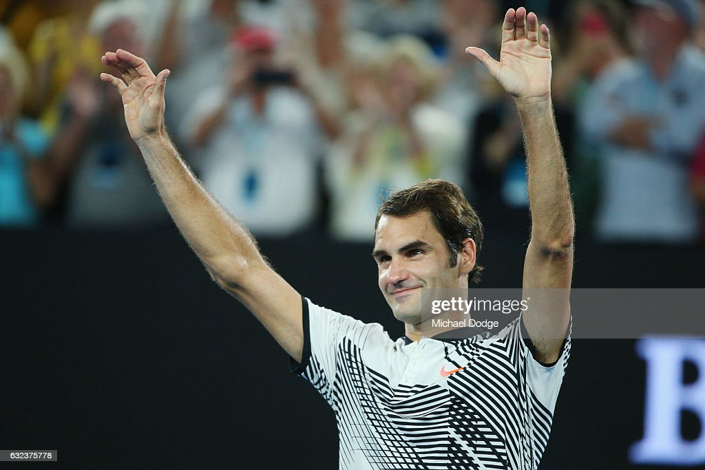 2017 Australian Open - Day 7 : News Photo