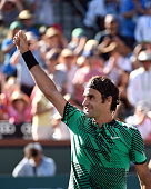 indian wells ca roger federer switzerland