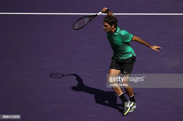 2017 Miami Open - Day 8 : News Photo