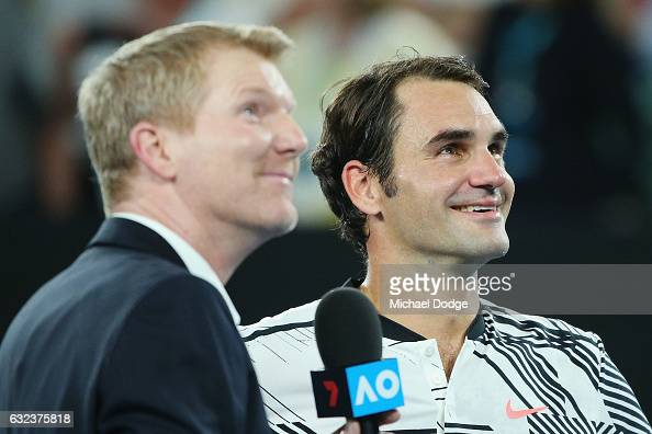 2017 Australian Open - Day 7 : News Photo
