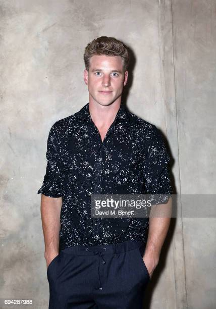 Roger Frampton attends 'TOPMAN DESIGN Presents Transition' for LFWM at The Truman Brewery on June 9 2017 in London England