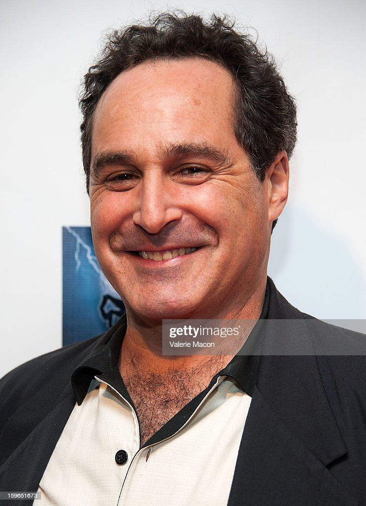 Roger Kabler arrives at the s the Screening Of 'Not Another Celebrity Movie' at Pacific Design Center on January 17, 2013 in West Hollywood, California.