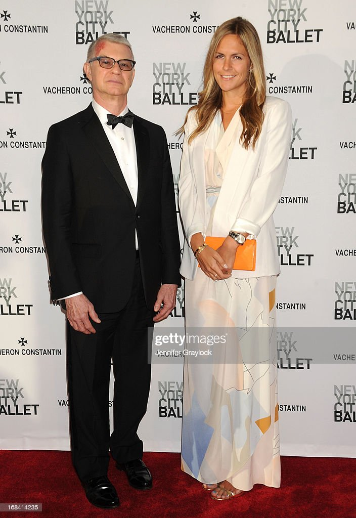 Roger Kluge and Alexandra Stern attends the New York City Ballet's Spring 2013 Gala at David H. Koch Theater, Lincoln Center on May 8, 2013 in New York City.