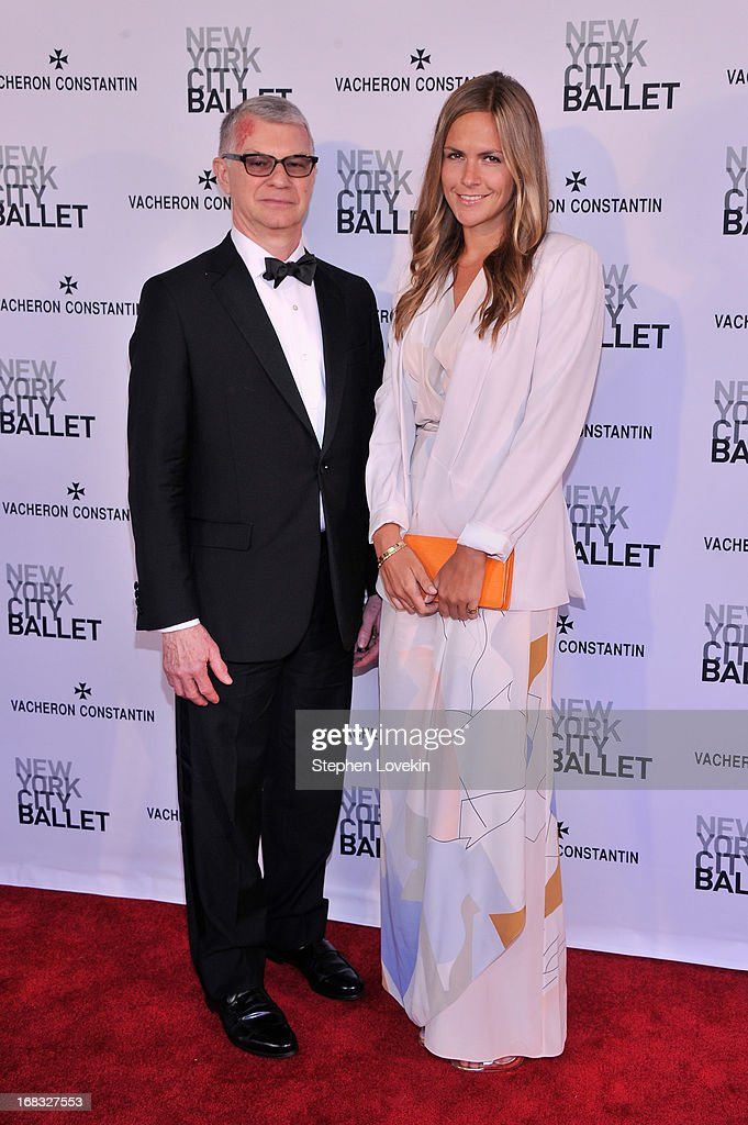 Roger Klugee and Alexandra Stern attend New York City Ballet's Spring 2013 Gala at David H. Koch Theater, Lincoln Center on May 8, 2013 in New York City.