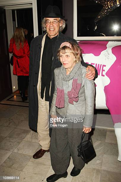 Roger Lloyd Pack attends the UK premiere afterparty for Tamara Drewe held at Home House on September 6 2010 in London England