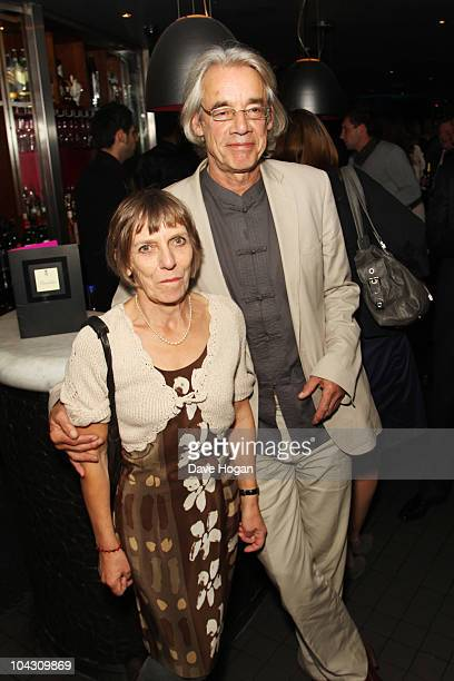 Roger Lloyd Pack attends the world premiere afterparty of 'Made In Dagenham' held at Floridita on September 20 2010 in London England