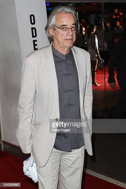 Roger Lloyd Pack attends the world premiere of Made In Dagenham held at The Odeon Leicester Square on September 20 2010 in London England