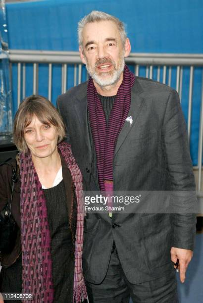 Roger Lloyd Pack during 'IceSpace' Launch Party at IceSpace in London Great Britain