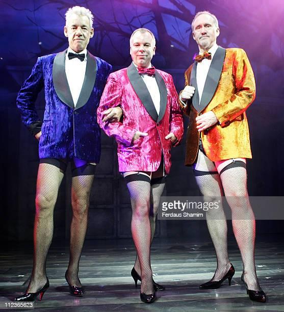 Roger Lloyd Pack Steve Pemberton and Nigel Planer as the Narrators