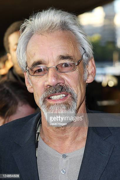 Roger LloydPack attends the UK premiere of Tinker Tailor Soldier Spy at The BFI Southbank on September 13 2011 in London United Kingdom
