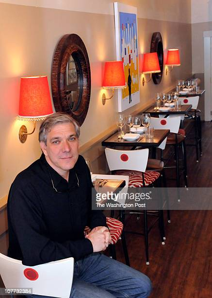 Roger Marmet Owner Of Ripple On November 05 In Washington DC
