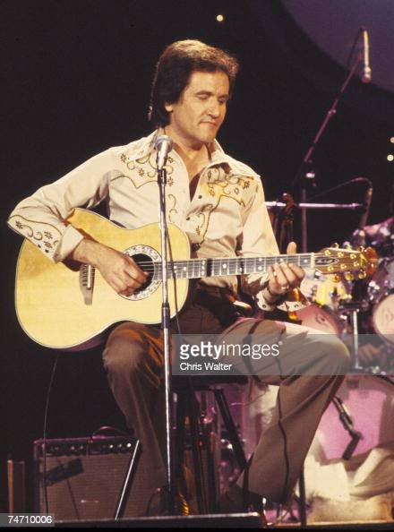 Roger Miller 1979 on 'Midnight Special' at the Music File Photos 1970's in Burbank California
