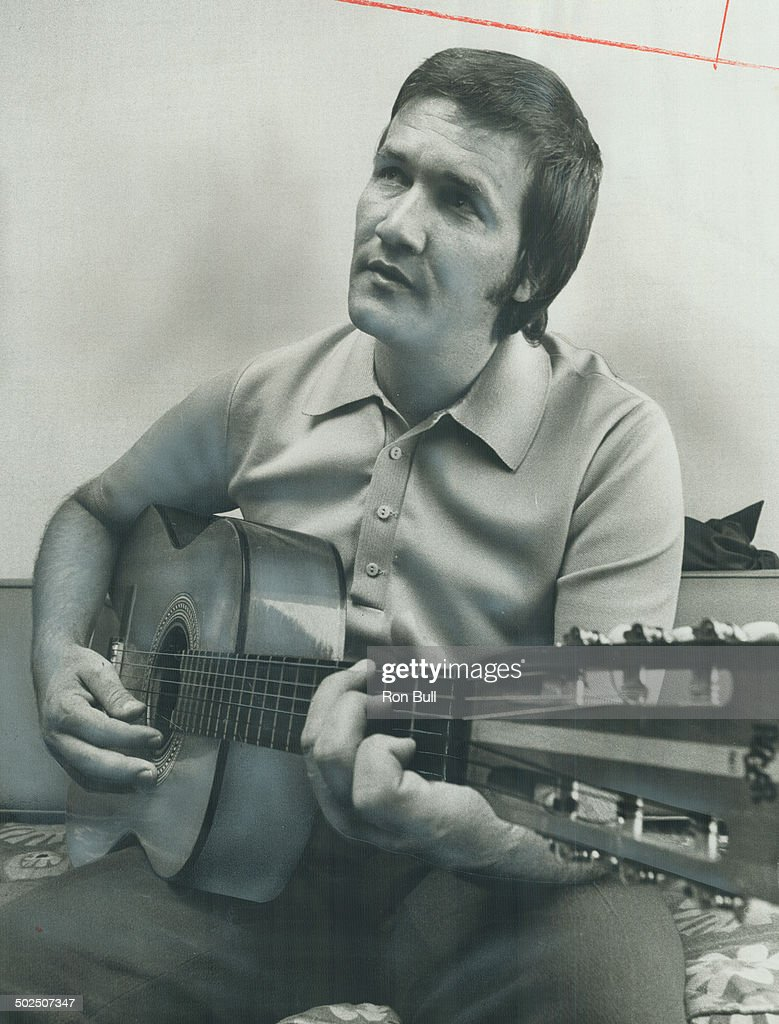 Roger Miller is back on the track now He was in Toronto to record guest spot on TV