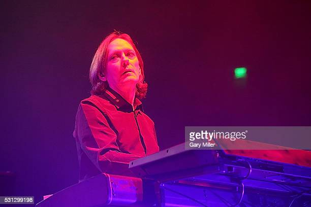 Roger O'Donnell of The Cure performs in concert at The Frank Erwin Center on May 13 2016 in Austin Texas