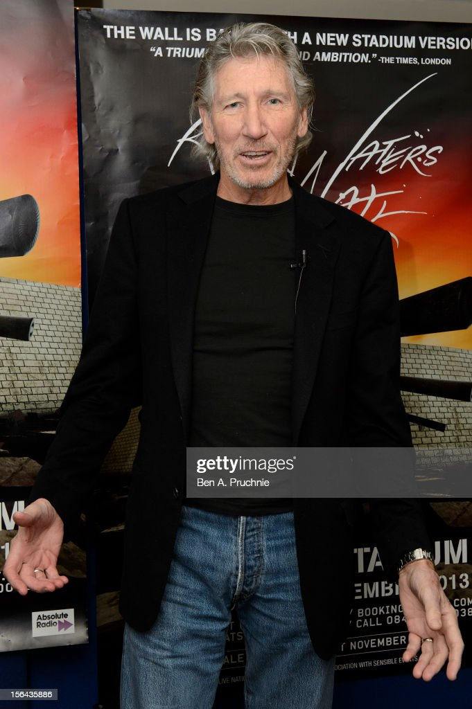 Roger Waters - Announcement