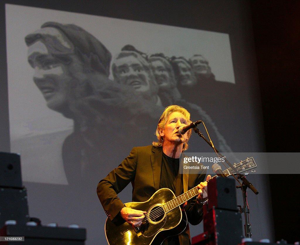 Roger Waters Performs at the Arrow Rock Festival in Lichtenvoorde - June 10,