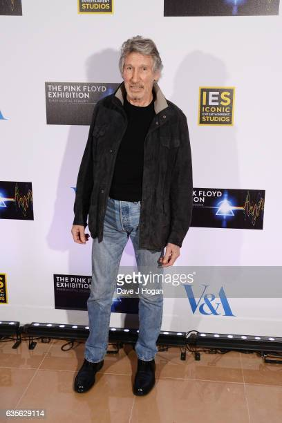 Roger Waters of Pink Floyd attends the press conference for 'The Pink Floyd Exhibition Their Mortal Remains' Press Conference at The Mayfair Hotel on...