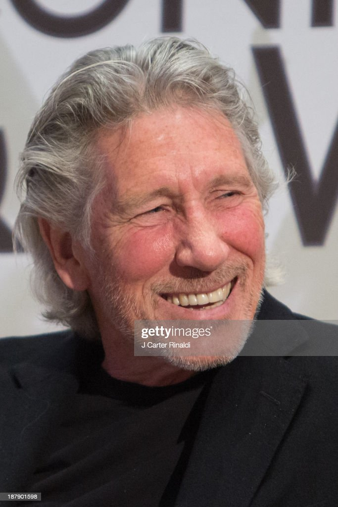 <a gi-track='captionPersonalityLinkClicked' href=/galleries/search?phrase=Roger+Waters&family=editorial&specificpeople=233732 ng-click='$event.stopPropagation()'>Roger Waters</a> participates in the Keynote Q&A at the 10th Anniversary Billboard Touring Conference & Awards at the Roosevelt Hotel on November 13, 2013 in New York City.