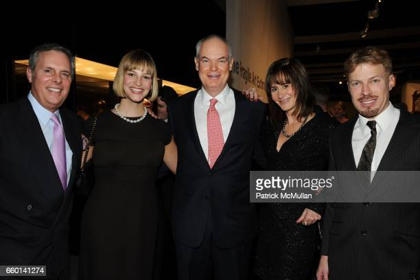 Roger Webster Melissa Morris Chappy Morris Lee Fryd and Michel Witmer attend 55th Annual WINTER ANTIQUES SHOW Opening Night Party to Benefit EAST...