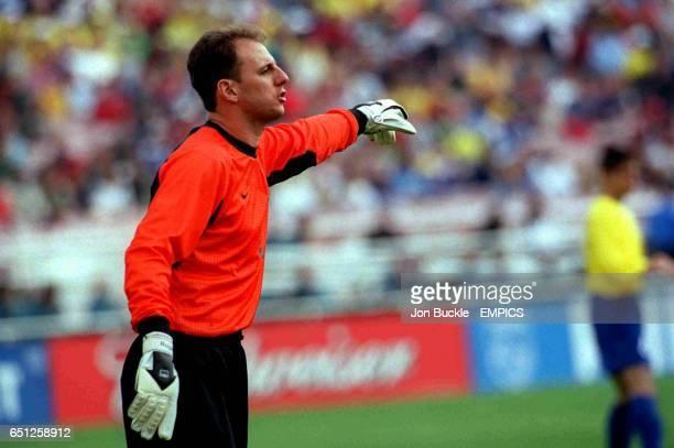 Rogerio Ceni Brazil goalkeeper
