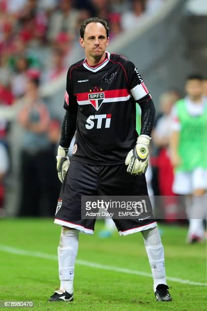 Rogerio Ceni Sao Paulo goalkeeper