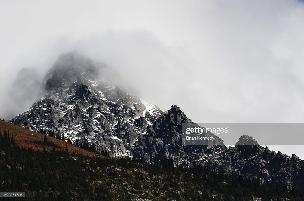 Rogers Pass Peak