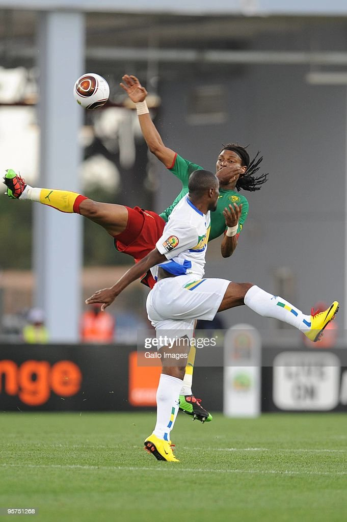 Cameroon v Gabon Group D - African Cup of Nations