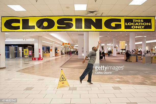TORONTO ON FEBRUARY 23 Rohan Cook has worked in the electronics department at Sears for three years He posed for a friends picture Photographs...
