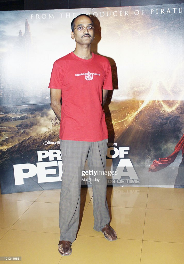 Rohan Sippy at the premiere of the film Prince of Persia:The Sands of Time in Mumbai on May 27, 2010.