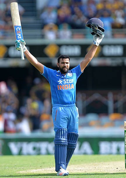 Mumbai Indians Batsman Rohit Sharma Play Pictures Getty Images