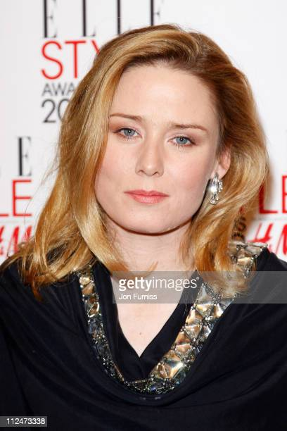 Roisin Murphy attends the ELLE Style Awards 2009 held at Big Sky London Studios on February 9 2009 in London England