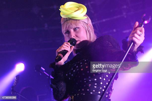 Roisin Murphy performas at The Roundhouse on May 16 2015 in London United Kingdom