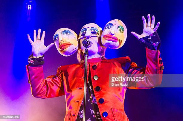 Roisin Murphy performs at Eventim Apollo on November 27 2015 in London England