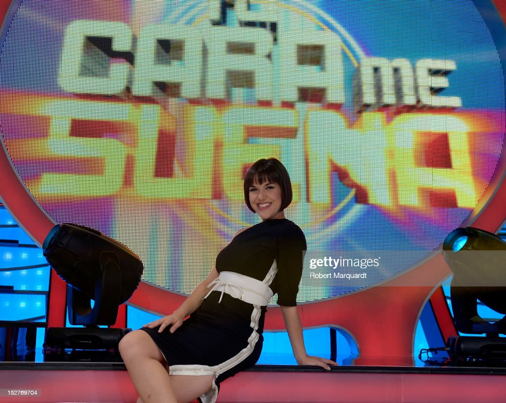 Roko attends a presentation of the 2nd season of 'Tu Cara Me Suena' at the Antenna 3 studios on September 25, 2012 in Barcelona, Spain.