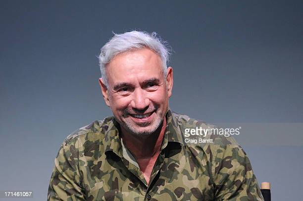Roland Emmerich attends Meet The Filmmaker 'White House Down' at Apple Store Soho on June 24 2013 in New York City
