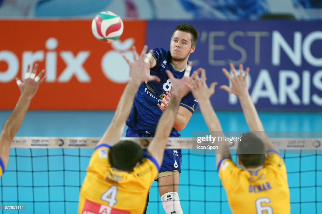 Paris Volley v Nice - Volleyball Ligue A