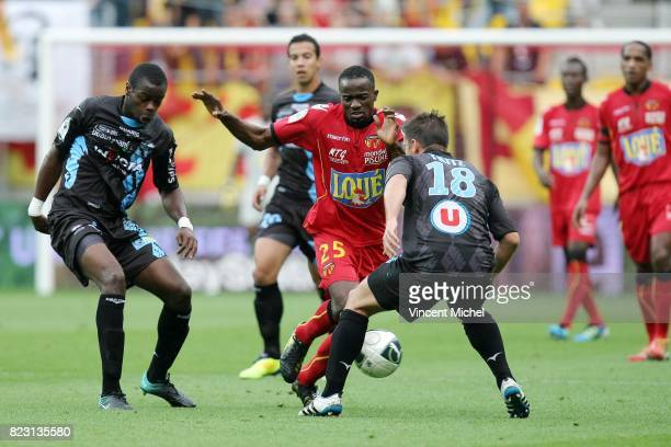 Roland LAMAH Le Mans / Tours 2e journee Ligue 2