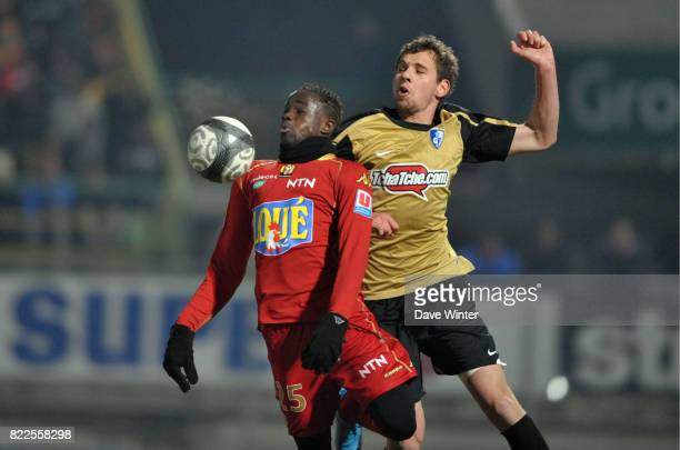 Roland LAMAH Le Mans / Grenoble 11eme journee de Ligue 1