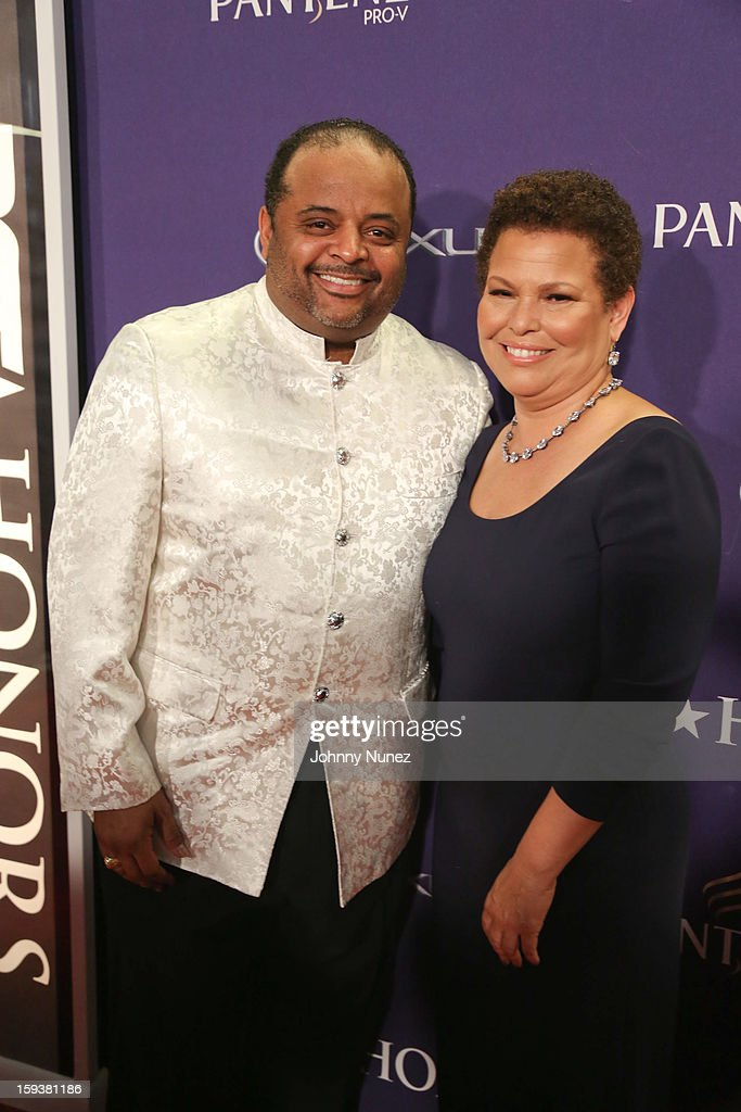 <a gi-track='captionPersonalityLinkClicked' href=/galleries/search?phrase=Roland+Martin&family=editorial&specificpeople=5490103 ng-click='$event.stopPropagation()'>Roland Martin</a> and Debra Lee attend BET Honors 2013 at Warner Theatre on January 12, 2013 in Washington, DC.
