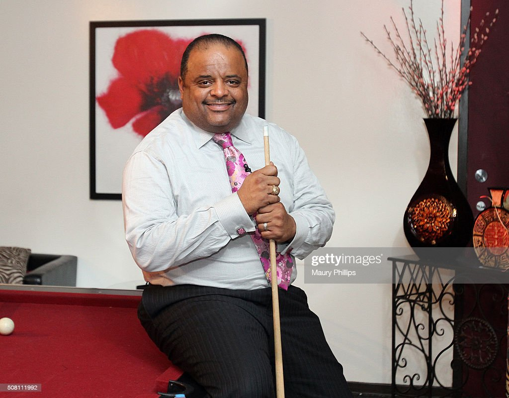 """""""News One Now"""" With Roland Martin Taping"""