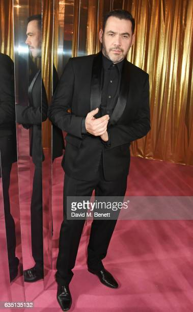 Roland Mouret attends the Elle Style Awards 2017 on February 13 2017 in London England