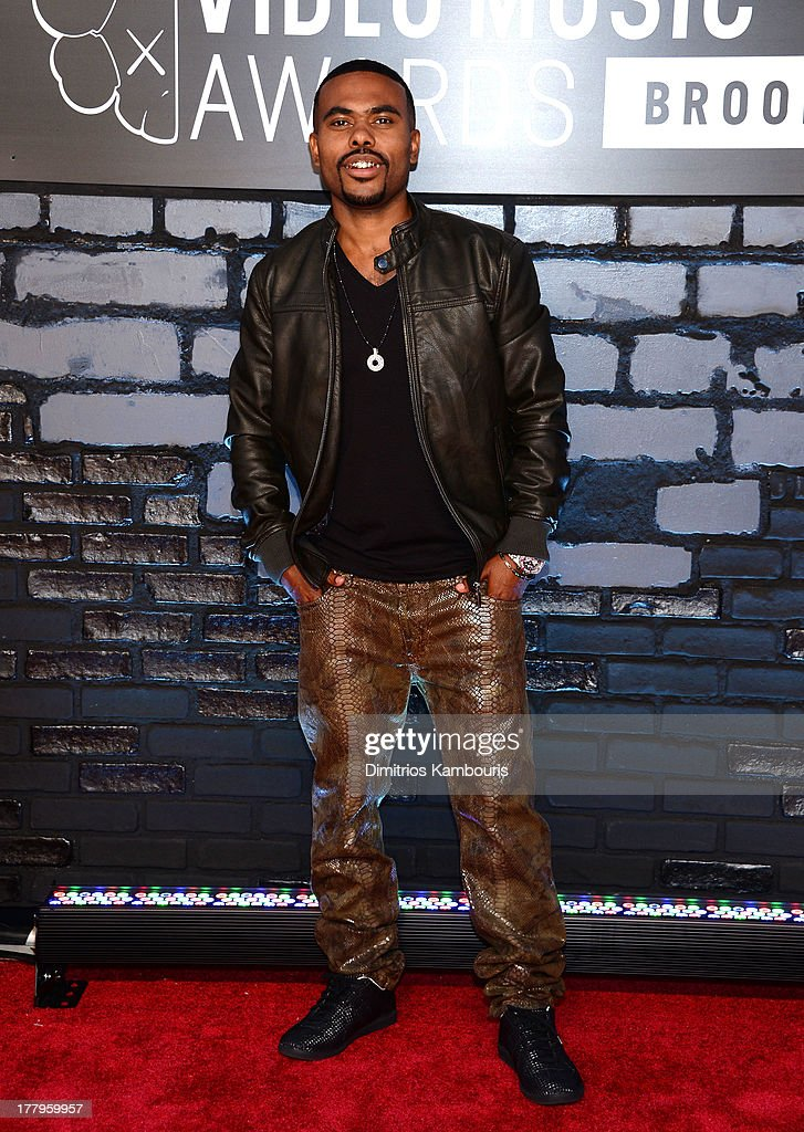 Roland Powell attends the 2013 MTV Video Music Awards at the Barclays Center on August 25, 2013 in the Brooklyn borough of New York City.