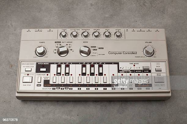 Roland TB-303 bass-line synthesizer