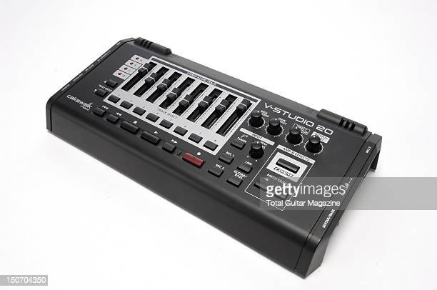 A Roland VStudio 20 8track digital recorder taken on August 26 2010
