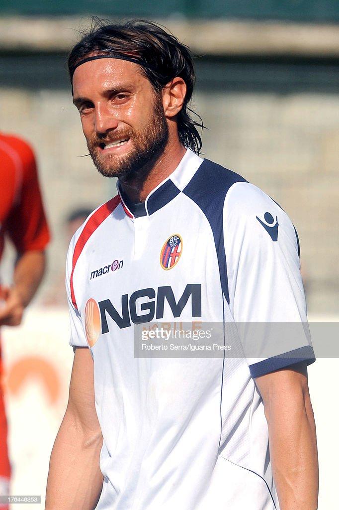 FC Bologna v Carpi FC - Pre-Season Friendly