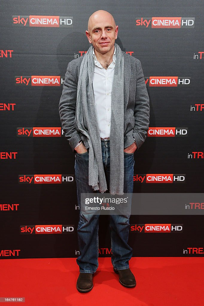 Rolando Ravello attends the 'In Treatment' premiere at Teatro Capranica on March 27, 2013 in Rome, Italy.