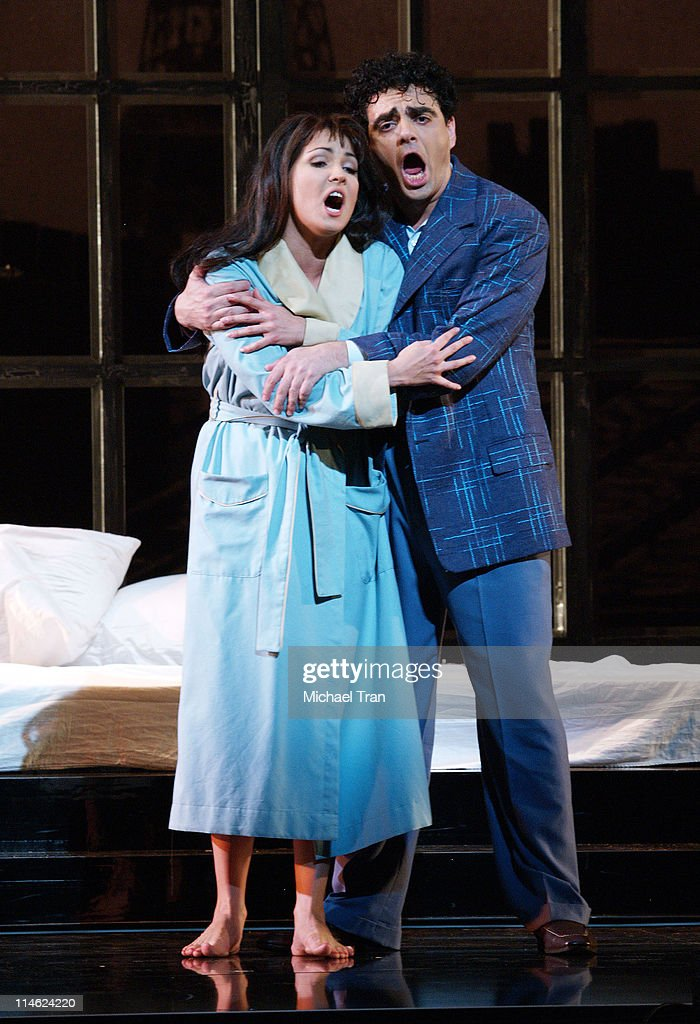 "LA Opera Presents ""Manon"" - Dress Rehearsals - September 27, 2006"
