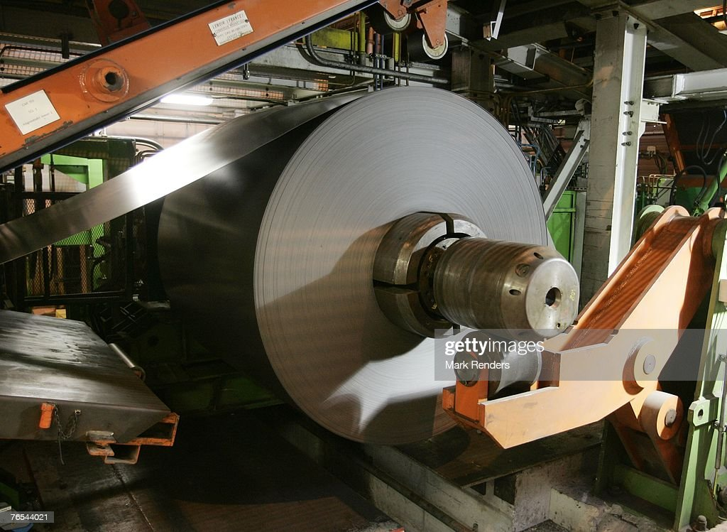 A role of steel is produced at ArcelorMittal Gent on September 05 2007 in Ghent Belgium Following approval by the Extraordinary General Meeting of...